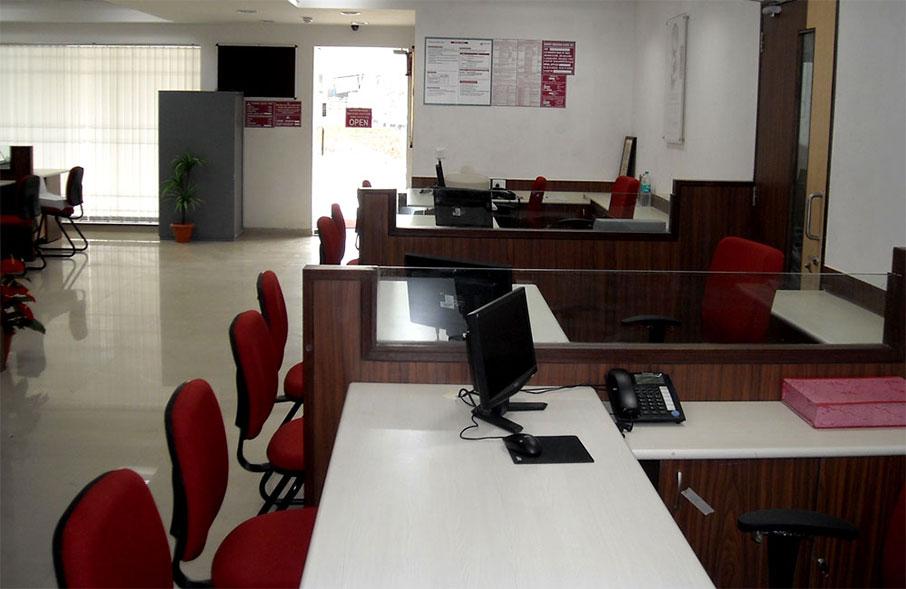 axis bank zonal office delhi