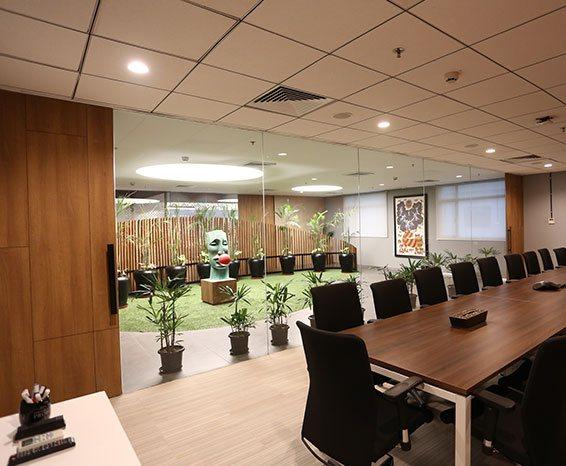 tatva interiors best corporate interior design company in delhi